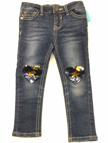3T Vigoss Denim Jeans Pants