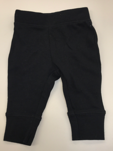 Boys Black Pants Cloud Island NB