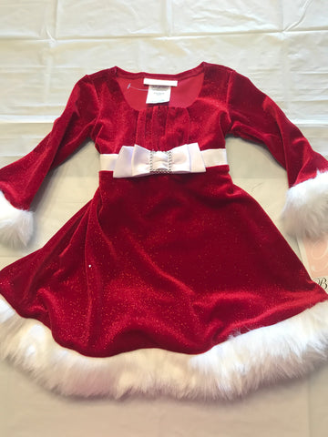 Copy of 18 months Bonnie Baby Holiday Dress