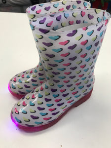 7 Rain Boots light up