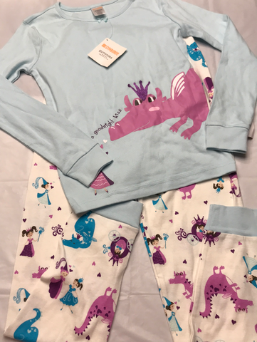 10 Gymboree Pajamas