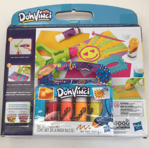 DohVinci Play-Doh