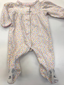 Girls Pajamas Just One You 3 months