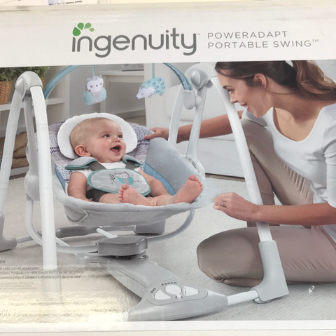 Ingenuity Swing Poweradapt Portable