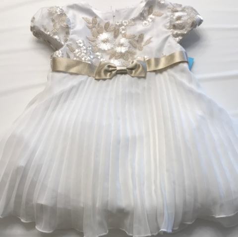 6-9 months Bonnie Baby Party Dress