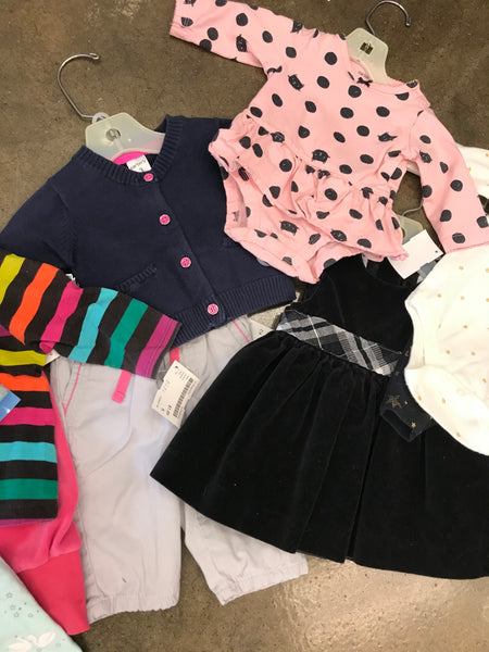 Lot of Girls Infant 3 months