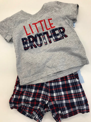 Boys Outfit 2 piece Child of Mine 3 months