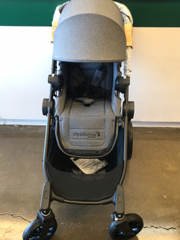 New Jogging Stroller City Select LUX by Baby Jogger