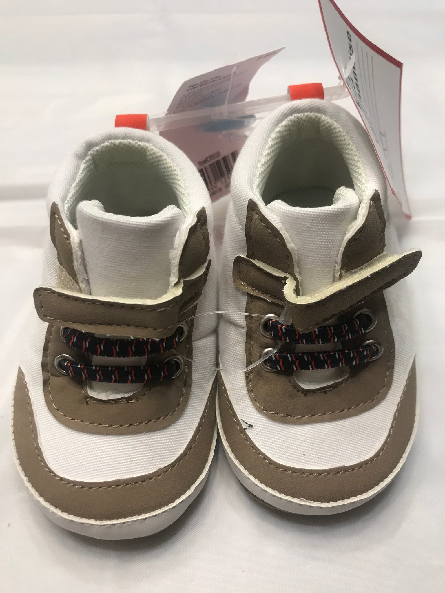 2 Infant Carter's shoes