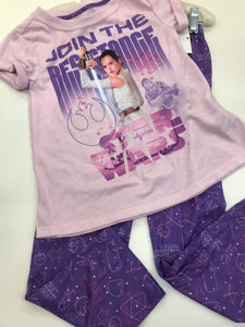 7/8 Disney Store Star Wars pajamas