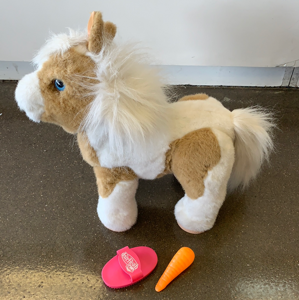 Play Horse Furreal Baby Butterscotch