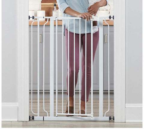 Regalo Easy Step Extra Tall Walk Thru Baby Gate