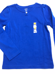 New Girls Long Sleeve Gymboree 7