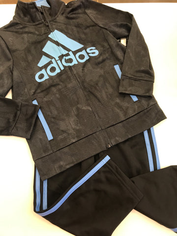 6 Adidas 2pc Pants Set