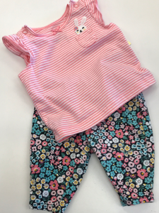 Girls Outfit 2 piece Carter's NB