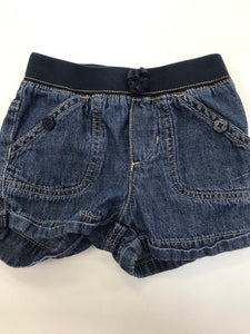 Girls Denim Shorts Childrens Place 3T
