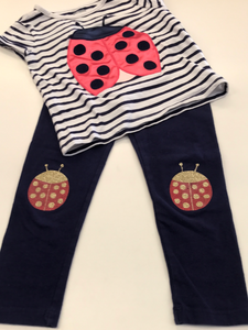 Girls Outfit 2 piece Gymboree 3T