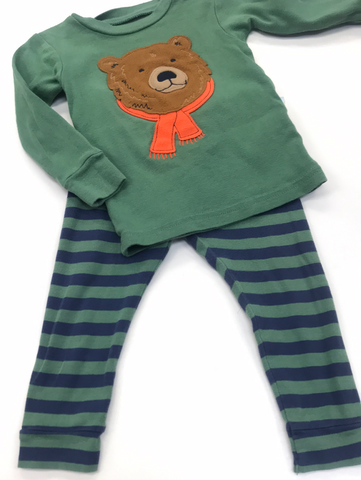 Boys Pajamas Just One You 12 months