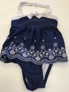 Girls Swimsuit 2 Piece Cat & Jack 2T