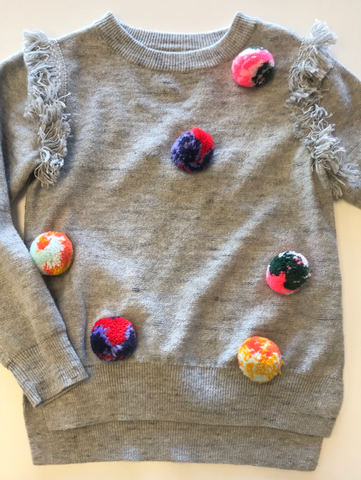 2T Cat & Jack Light Sweater