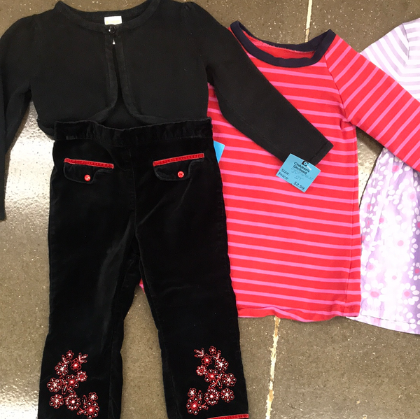 Lot of Toddler Girl 2T