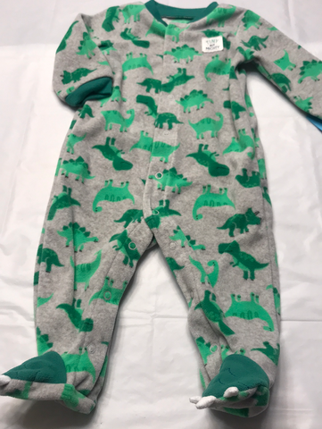 3-6 months Child of Mine pajamas