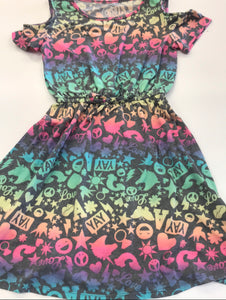 Girls Dress SO 7/8