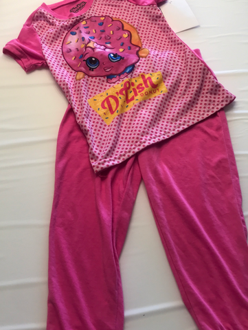 4/5 Shopkins Pajamas