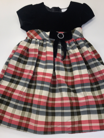 4T Perfectly Dress Holiday Dress