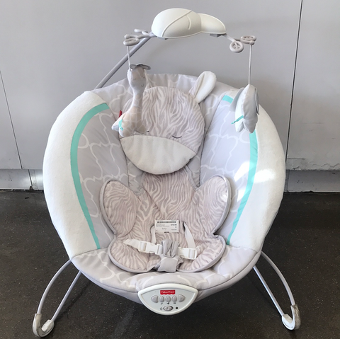 Fisher Price Zebra Bouncer
