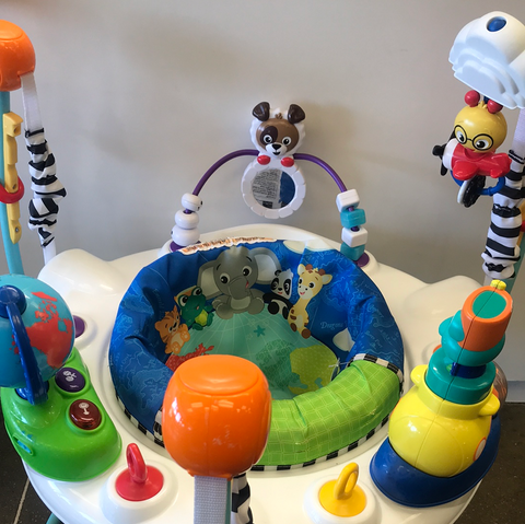 Baby Einstein Journey of Discovery Jumperoo