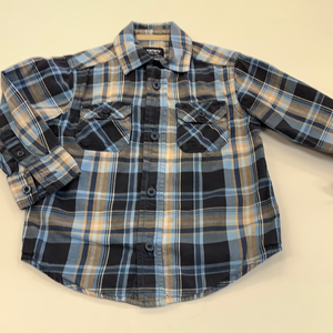 Button down Long Sleeve Carter's 3T