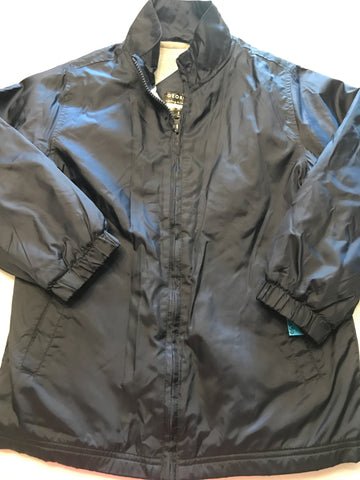 8 George Zip Up Light Jacket
