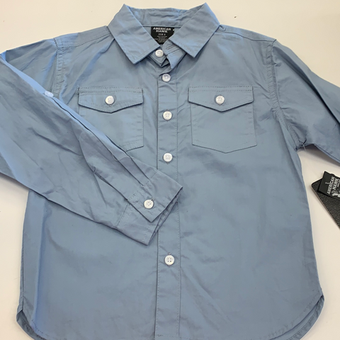 5T American Hawk Long Sleeve Shirt