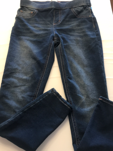 16 Justice Jeggings pants