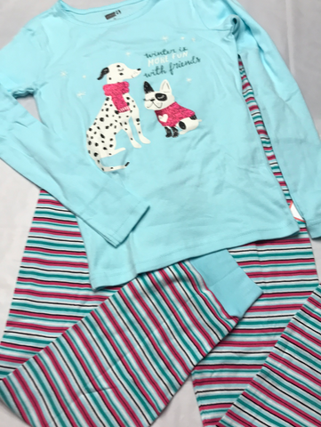 10 Crazy 8  Pajamas