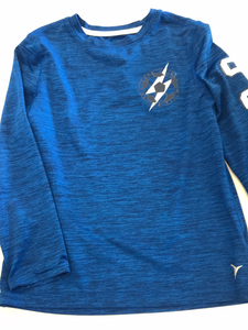Boys Long sleeve athletic shirt Old Navy 8