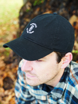 Brewed In The Park Baseball Cap - Black