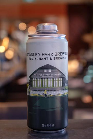 Parkhouse Blonde Ale 5% ABV 946ml Crowler