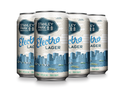 Electro Lager Ale 6-pack