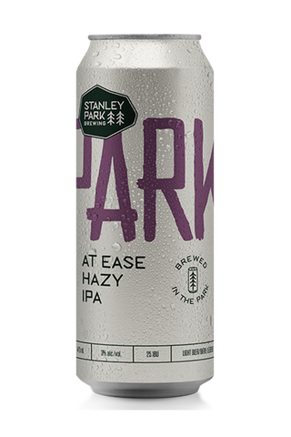 At Ease Hazy Pale Ale 3% ABV - PARKBEER 473ml Tall Can