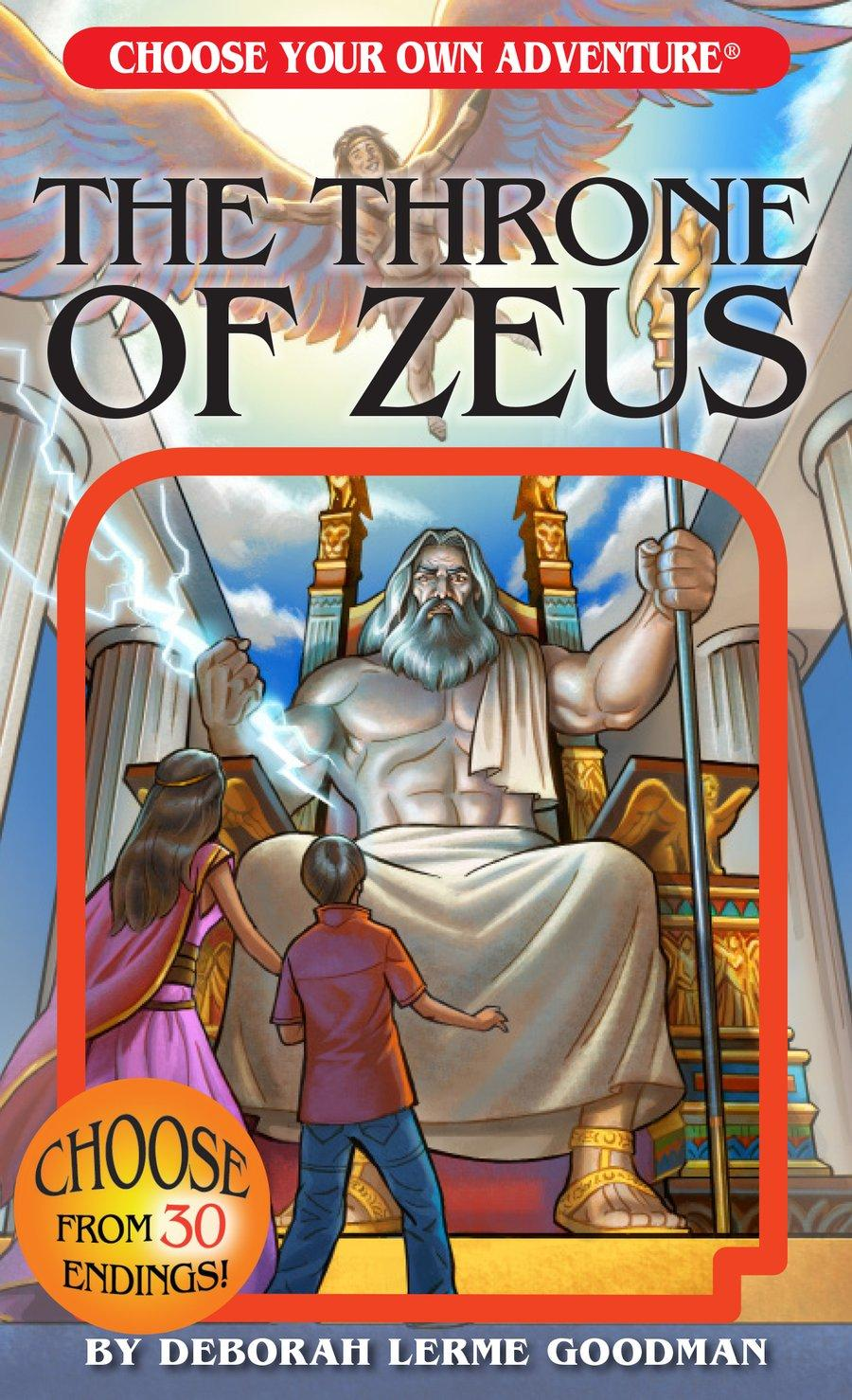 Choose Your Own Adventure: The Throne of Zeus