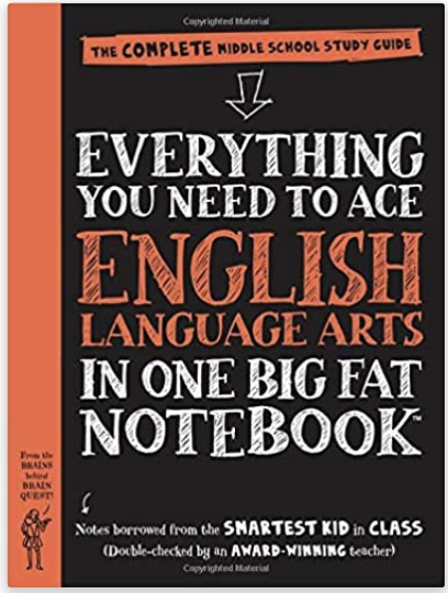 Everything You Need To Ace English Language Arts In One Big Fat Book