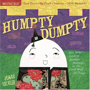 Humpty Dumpty (Indestructible Book)