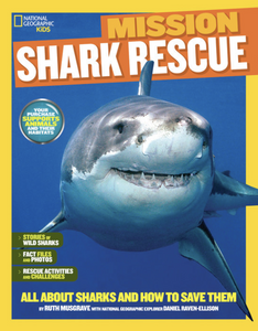 National Geographic Kids: Mission Shark Rescue