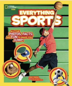 Natl Geo Everything Sports