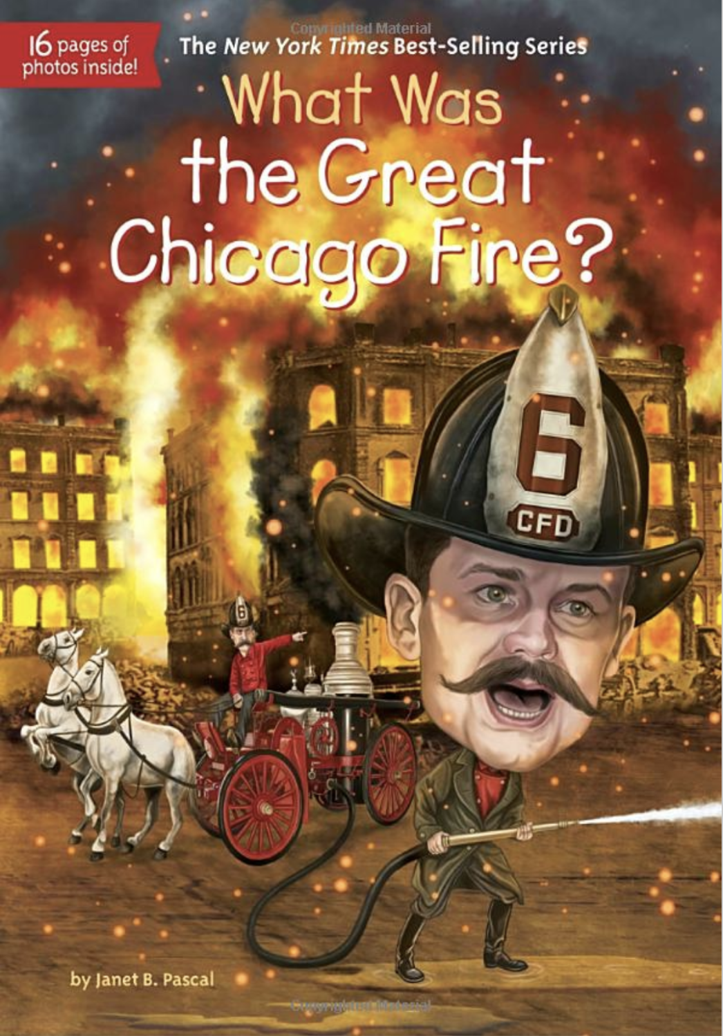 What Was Great Chicago Fire?