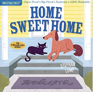 Home Sweet Home (Indestructable Book)