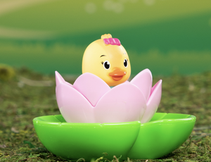 Timber Tots: Lite-Up Water Lily