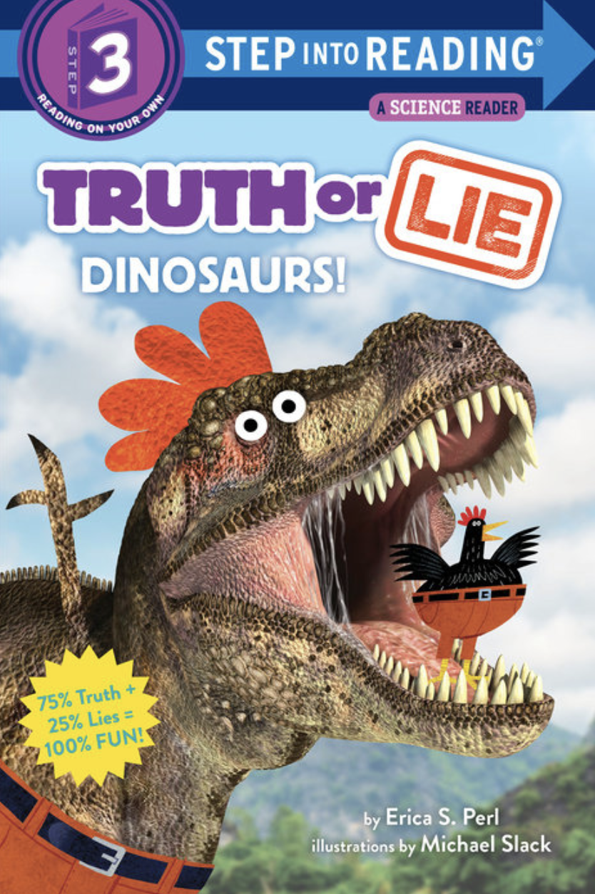 Truth or Lie: Dinosaurs